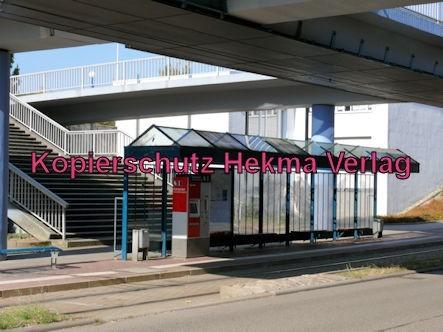Karlsruhe Straßenbahn - Straßenbahn Wörth - Haltestelle Rathaus