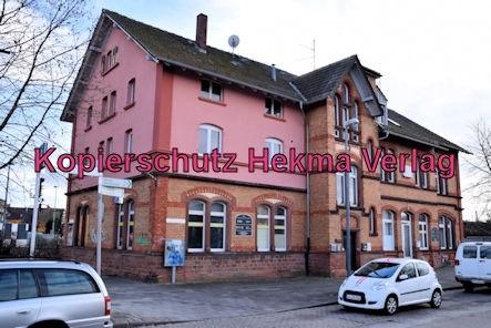 Ludwigshafen Eisenbahn - Ludwigshafen-Rheingönnheim Bahnhof