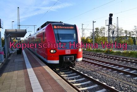 Neustadt Wstr.-Böbig Eisenbahn - Bahnhaltepunkt - S2 - Zug 425 238-3