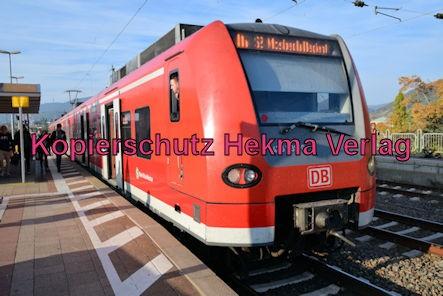 Neustadt Wstr.-Böbig Eisenbahn - Bahnhaltepunkt - S2 Zug 425 739-0