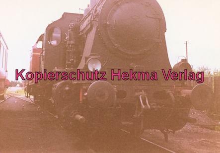 Bentheimer Eisenbahn A. G. - Bahnhof Haselüne - Lok HERZLAKE 7