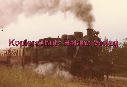 Teutoburger Wald - Gütersloh - Bahnhof Iburg - Sonderzug Lok 223 mit Wagen