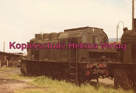 Stadthagener Eisenbahngesellschaft - Bahnhof Rinteln-Nord - Dampflok
