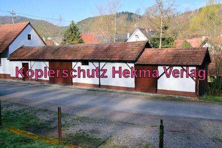 Wasgenwaldbahn - Rumbach - Ehemaliges Bahnhofsgebäude