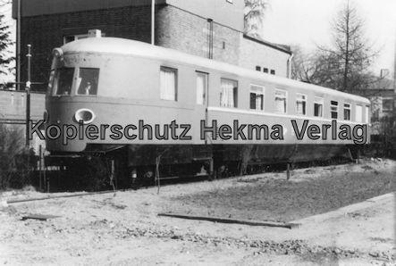 AKN Eisenbahn GmbH - Bahnhof Oldesloe - EHFSV