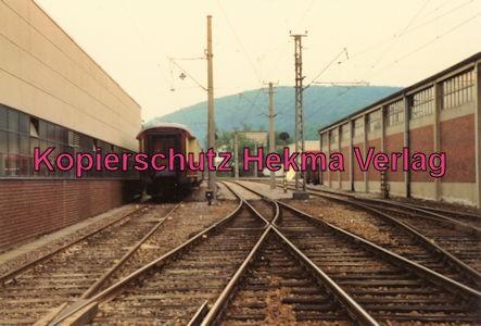 Karlsruhe Straßenbahn - 25 Jahre AVG Jubiläum- Ettlingen Stadt - Depot - AVG Gelände