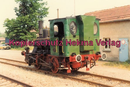 Karlsruhe Eisenbahn - Jubiläum 110 Jahre Eisenbahndirektion Karlsruhe - Güterbahnhof Karlsruhe - Lok Berg vom DGEG-Museum Neustadt Weinstraße