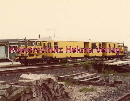 Kiel Eisenbahn - Kieler Hafenbahn - MAK Spezialfahrzeug