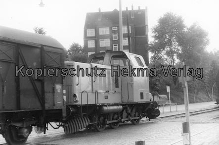 Kiel Eisenbahn - Kieler Hafenbahn - Diesellok