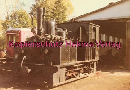 Mittelbadische Eisenbahn A G - Bw. Schwarzach - Lok MEG 46