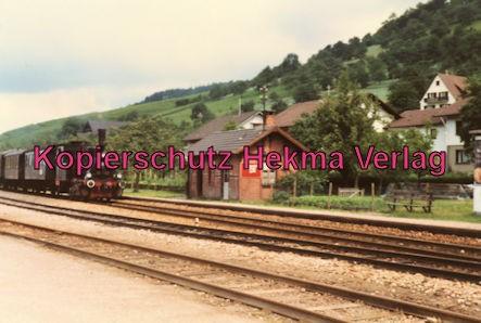 Achertalbahn - Bahnhof Furschenbach - Lok 89 7159