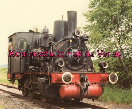 Almetalbahn - Bahnhof Sibbesse - Dampflok