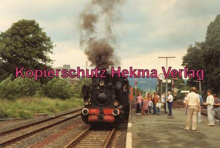 Almetalbahn - Bahnhof Bodenburg - Dampflok