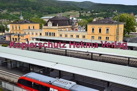 Neustadt Wstr. Eisenbahn - Hauptbahnhof Neustadt - Bahnhofsgebäude
