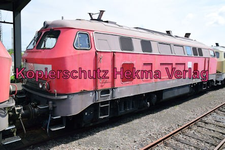 Neustadt Wstr. Eisenbahn - Neustadt Güterbahnhof - E-Lok 27 020-7