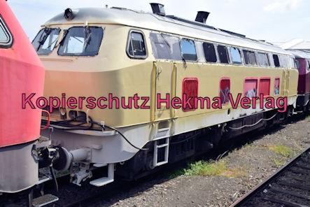 Neustadt Wstr. Eisenbahn - Neustadt Güterbahnhof - E-Lok