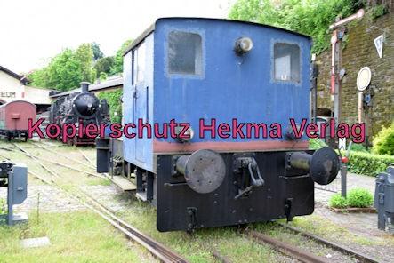 Eisenbahnmuseum Neustadt - Diesellok
