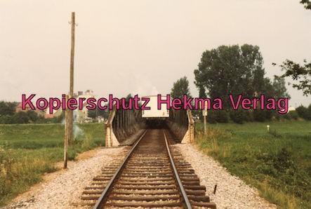 Kaiserstuhlbahn - Rebenbummler - Brücke