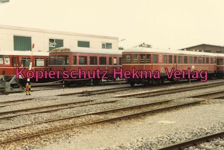 Kaiserstuhlbahn - Rebenbummler - Triebwagen
