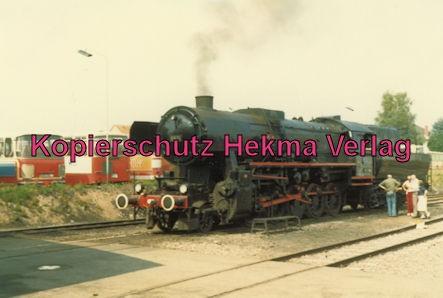 Merzig-Büschfelder Eisenbahn - Bahnhof Merzig-Ost - Lok 5621