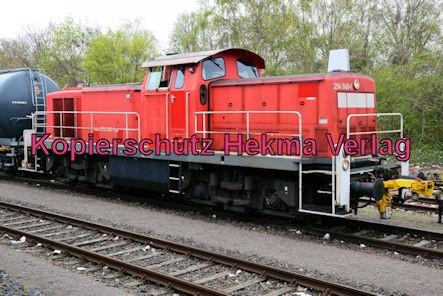 Speyer Eisenbahn - Speyer Hbf Nebengleis - Diesellok 9880 3 294 648-1