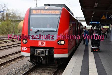 Speyer Eisenbahn - Speyer Hbf - S3 - 425 260-7