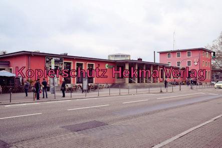 Speyer Eisenbahn - Speyer Hbf - Bahnhofsgebäude