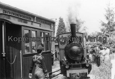 Viernheim Rhein-Neckar DGEG Eisenbahnmuseum - Schmalspurlok (600 mm)