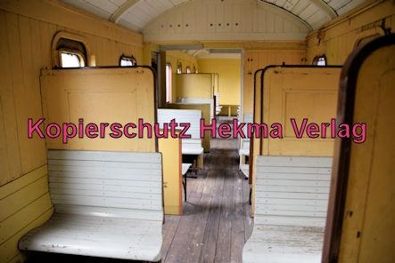Eisenbahnmuseum Neustadt - Abteilwagen 4. Klasse - Köln 2288