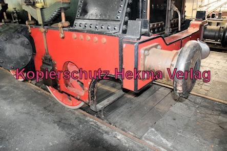 Eisenbahnmuseum Neustadt -  Lok Die Pfalz Baujahr 1925 (Nachbau)
