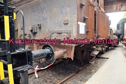 Eisenbahnmuseum Neustadt - Badische Xb Nr. 175
