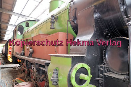 Eisenbahnmuseum Neustadt - Pfälzische T5