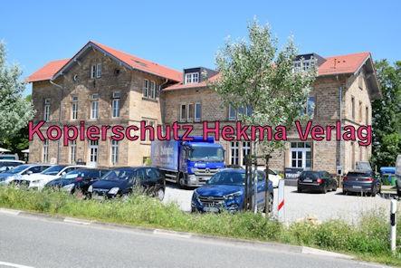 Eisenbahn Rohrbach (Pfalz) - Rohrbach - Altes Bahngebäude