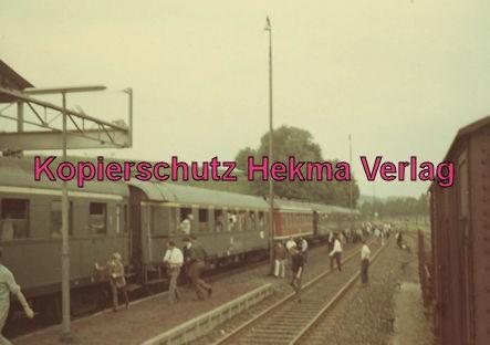 Abschiedsfahrt bad. Lok 018 323-6 - Viadukt bei Altenbeken