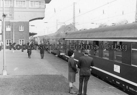 Pacific Abschiedsfahrt - Paderborn - Sonderzug
