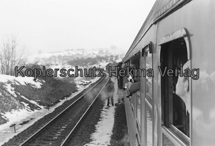 Pacific Abschiedsfahrt - Viadukt bei Altenbeken