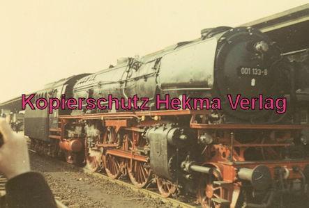Pacific Abschiedsfahrt - BW Paderborn - Lok 001 133-8