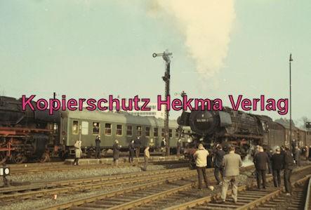 Pacific Abschiedsfahrt - Paderborn - Güterzug