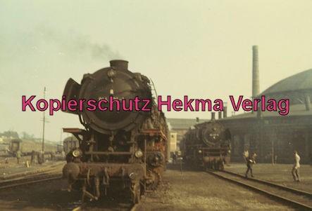 Pacific Abschiedsfahrt - BW Paderborn - Lok 044 334-1