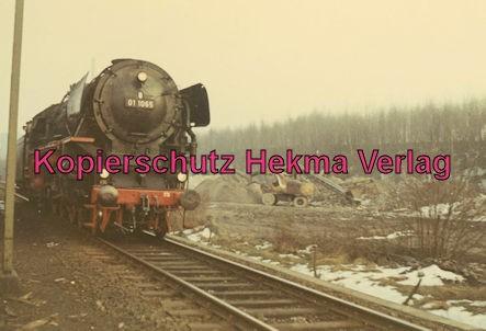 Pacific Abschiedsfahrt - BW Rheine - Lok 01 1065