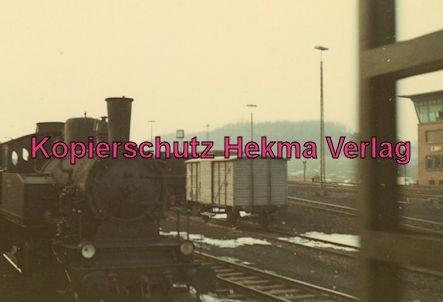 Pacific Abschiedsfahrt - BW Rheine
