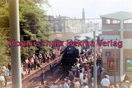 Rheingoldzug von Düsseldorf nach Arnheim - Bahnhof Arnheim