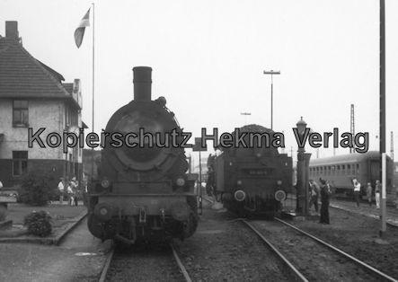 Rheingoldzug von Düsseldorf nach Arnheim - BW Neuß (Rhein) - Lok 055 113-8
