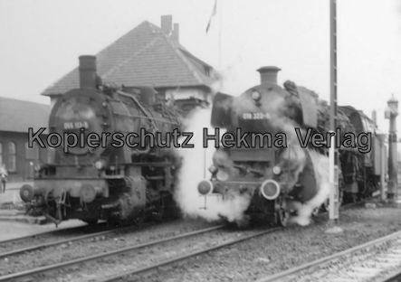 Rheingoldzug von Düsseldorf nach Arnheim - BW Neuß (Rhein) - Lok 055 113-8 und Lok 018 323-6