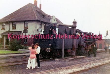 Rheingoldzug von Düsseldorf nach Arnheim - BW Neuß (Rhein) - Es wird Wasser nachgefüllt