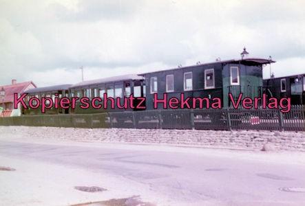 Bahnhof Bruchhausen-Vilsen - Personenwagen