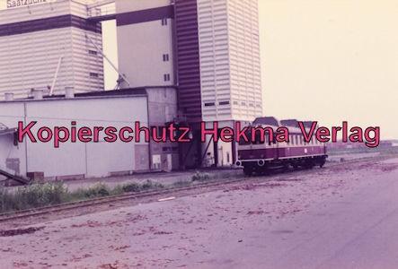 Buxtehude-Harsefeld - Bahnhof Buxtehude-Süd - Museumsfahrzeug der BHE - Wagen 761