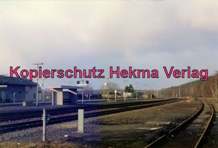 Eistalbahn Grünstadt-Enkenbach - Bahnhof Enkenbach