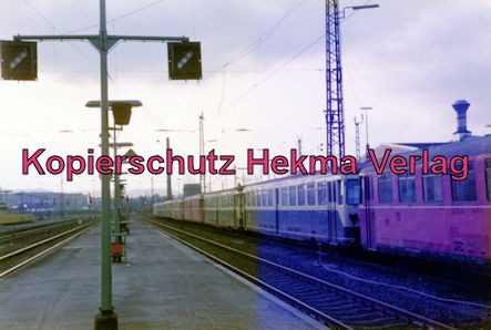 Kaiserslautern Eisenbahn - Bw Kaiserslautern - Gelände