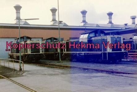 Kaiserslautern Eisenbahn - Bw Kaiserslautern - Lok 211 221-7